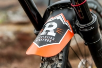 Great addition to any bike the Revo mud guard